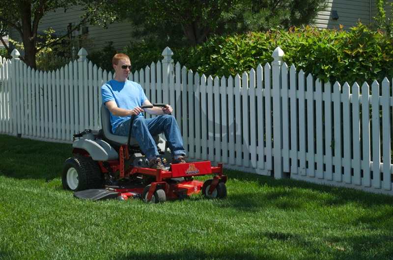 Worldlawn viper zero turn mower