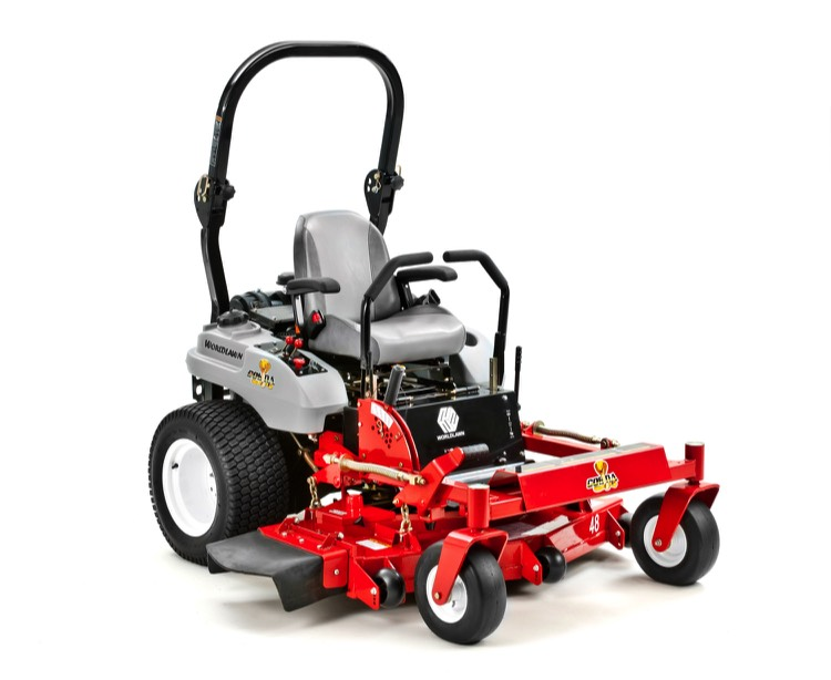 Worldlawn cobra zero turn commercial mower