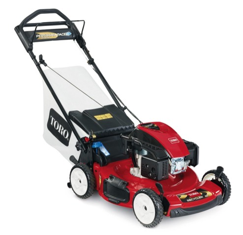 "TORO 22"" Recycler personal pace mower"