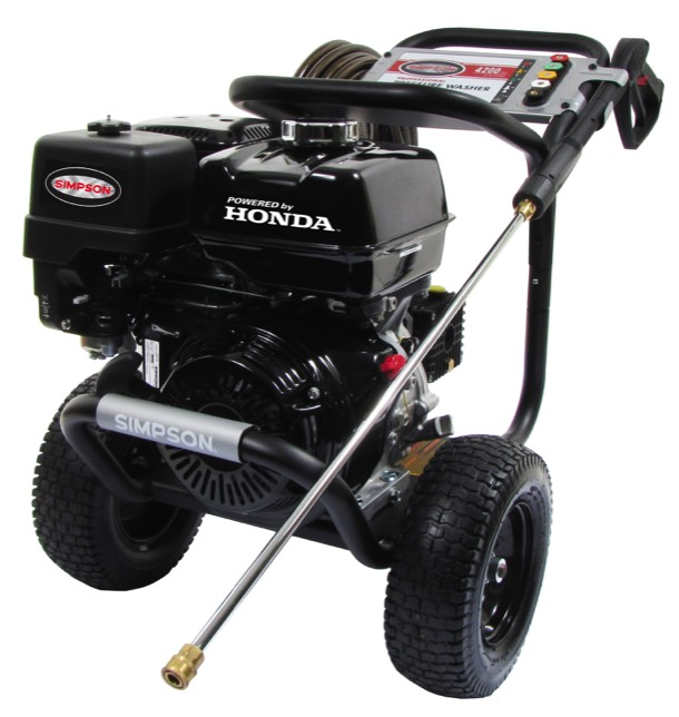 Simpson PS4240H-SP Aluminum Series 4200 PSI,Pressure Washer