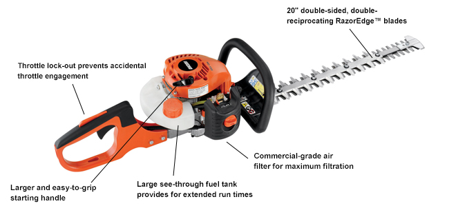 ECHO HC152 Hedge Trimmer